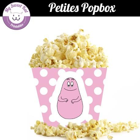 Barbapapa- Petite popbox