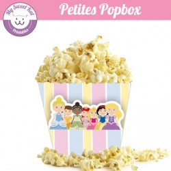 Princesses D - Petite popbox