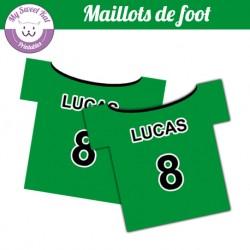 Foot - maillot de foot