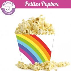 rainbow- Petite popbox