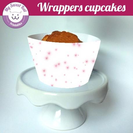 petite princesse - Cupcakes wrappers