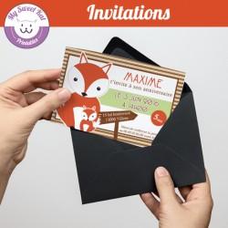renard - Invitations