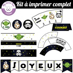 Star wars - Kit complet
