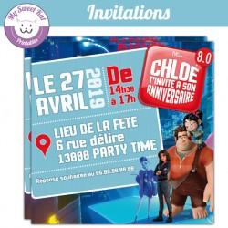 ralph - Invitations