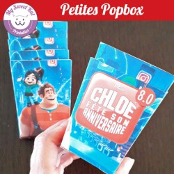 Ralph 2.0 - Petite popbox