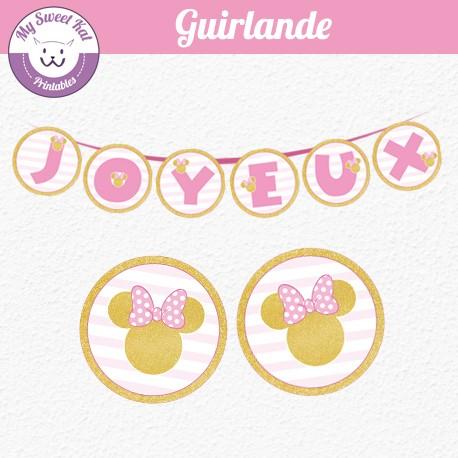 Minnie - Guirlande