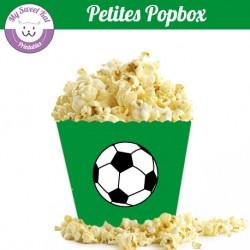Foot - Petite popbox