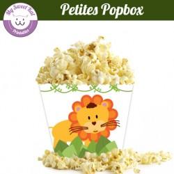 jungle - petite popbox