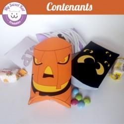 contenant pour halloween