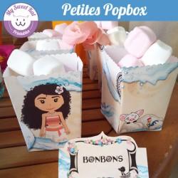 Vaiana - Petite popbox