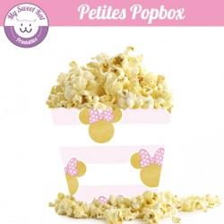 Minnie - Petite popbox