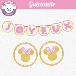 Minnie - Guirlande