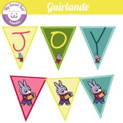 Trotro - Guirlande