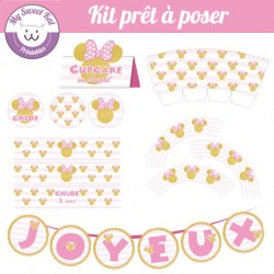 Minnie  - Kit complet