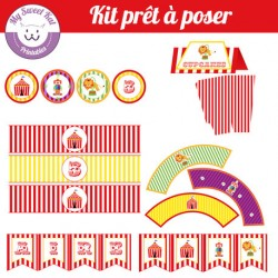 Cirque - Kit complet
