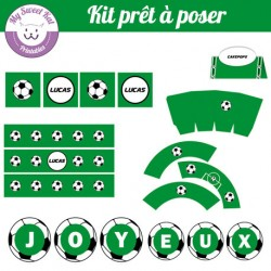 Foot - Kit complet