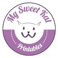 My Sweet Kat - printables